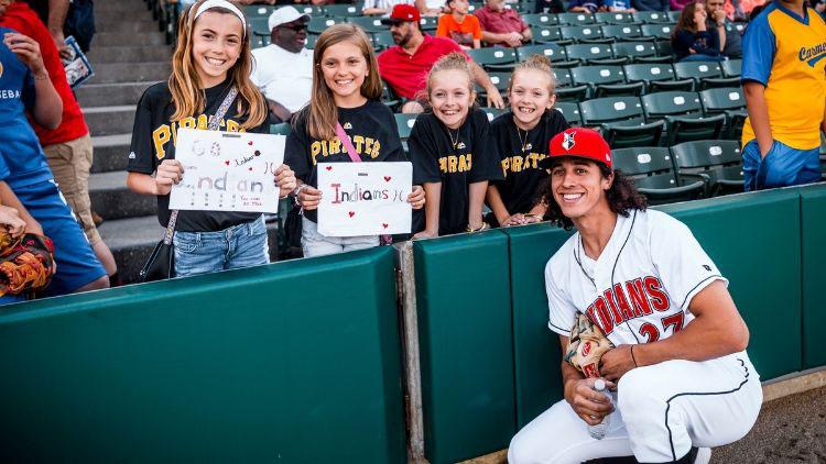 Cole Tucker fans