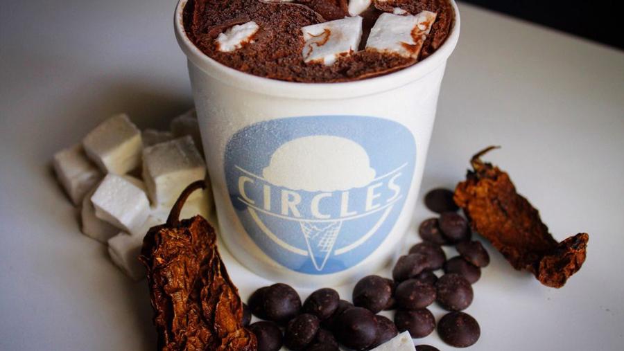 Circle Ice Cream