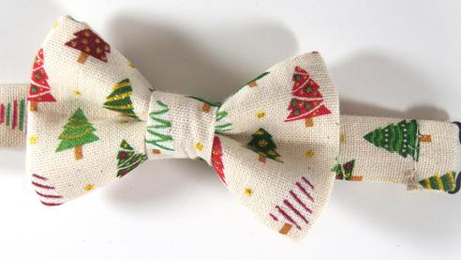 Dapper Gent holiday bowtie