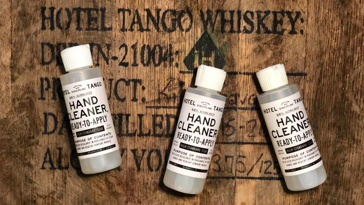 Hotel Tango Hand Sanitizer