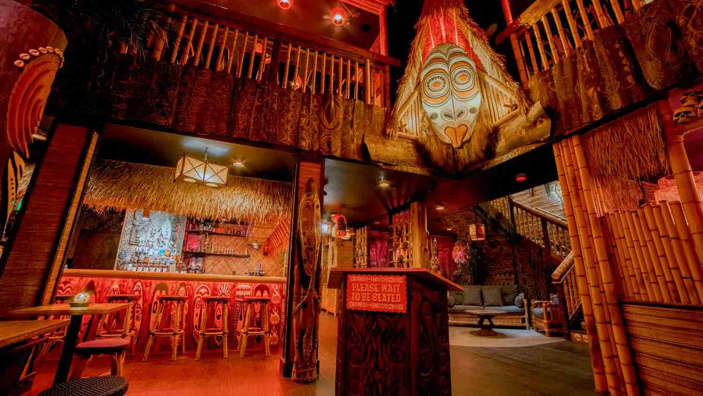 Inferno Room Interior