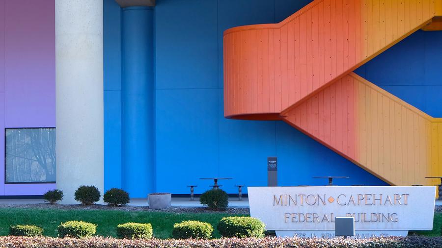Minton Capehart Federal Building