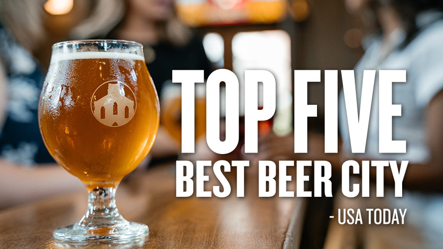 USA Today Names Indy Top Five Beer City