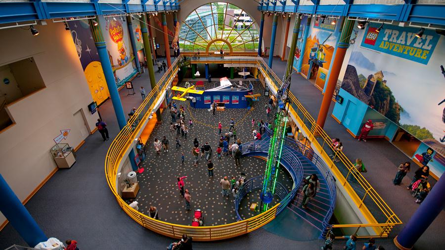Children's Museum of Indianapolis Interior