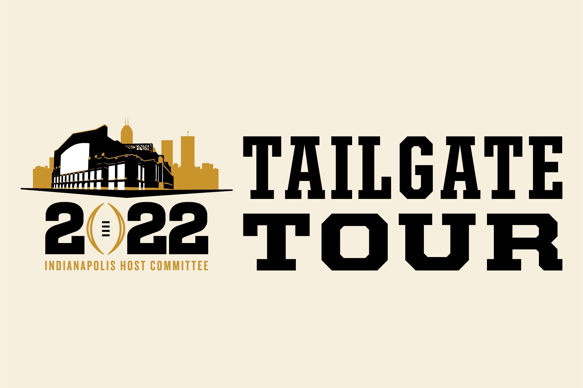 2022 INDIANAPOLIS HOST COMMITTEE TO BRING INAUGURAL INDIANA TAILGATE TOUR TO 18 STATE HIGH SCHOOL FOOTBALL GAMES THIS FALL