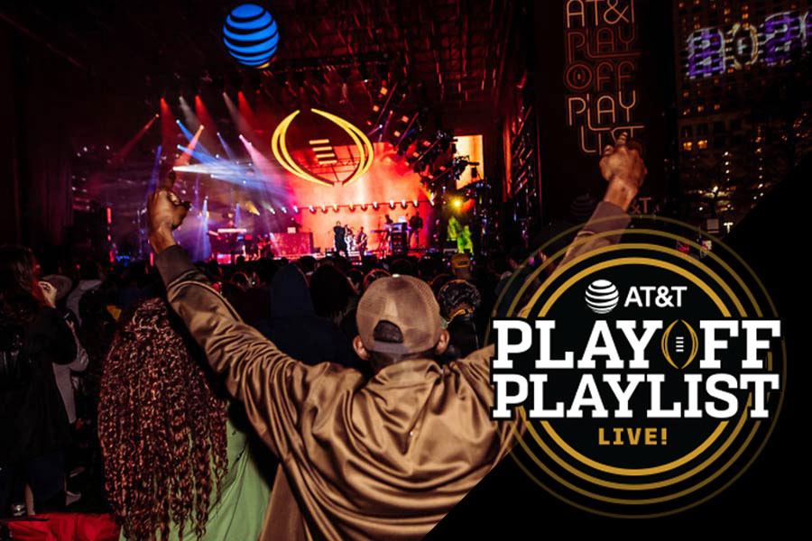 AT&T PLaylist Live