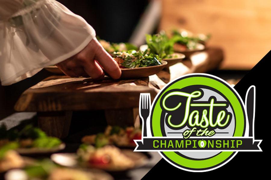Ekrich Taste of the Championship