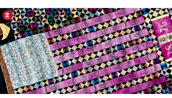 Lincoln in Quilts