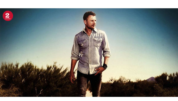 Dierks Bentley - What The Hell World Tour