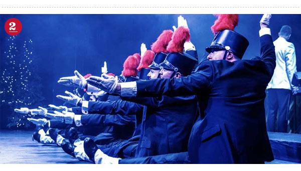 Indianapolis Men's Chorus - Making Spirits Bright