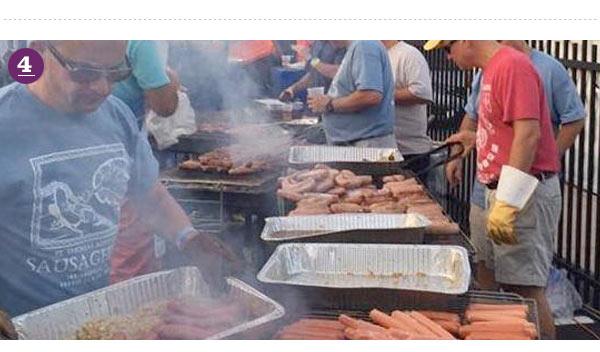 St. Thomas Aquinas SausageFest